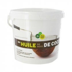 Purasana - Huile de coco inodore 500ml