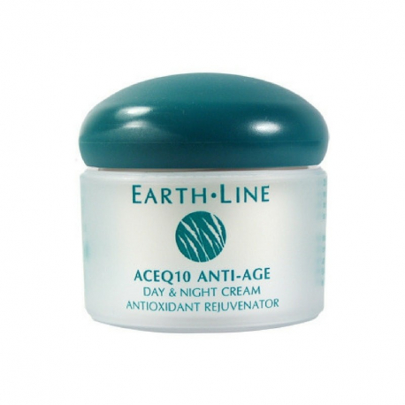 Earth-Line - Day and night cream, ACEQ10 anti-age 50ml