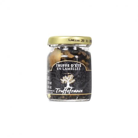 Truffe France - Carpaccio de truffes d'été 30gr