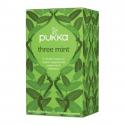 Pukka - Three mint tea 20x Organic