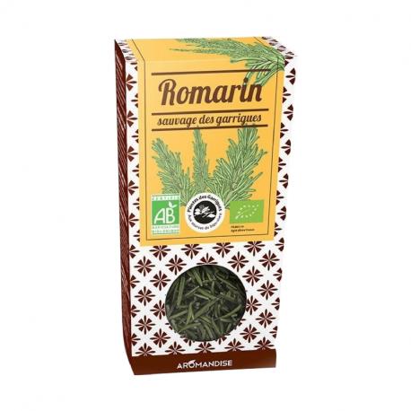Aromandise - Wilde rozemarijn van Carrigues Bio 30g