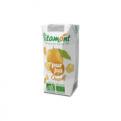 Vitamont - Organic Orange Juice 20cl