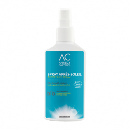 AC - Spray après-soleil Bio 117ml