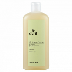 Avril - Shampoing purifiant Cheveux gras 250ml Certifié Bio