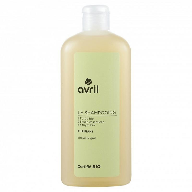avril shampoing purifiant pour cheveux gras biologique. Black Bedroom Furniture Sets. Home Design Ideas