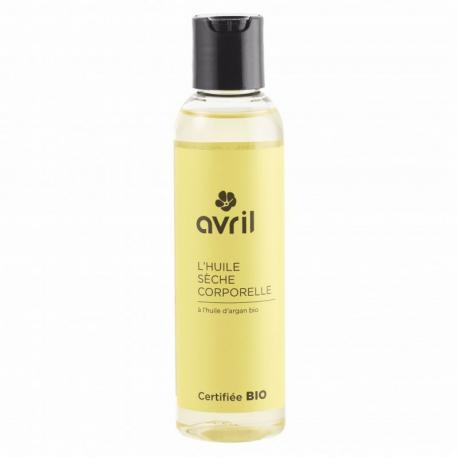 Avril - Gecertificeerde organische droge lichaamsolie 150ml
