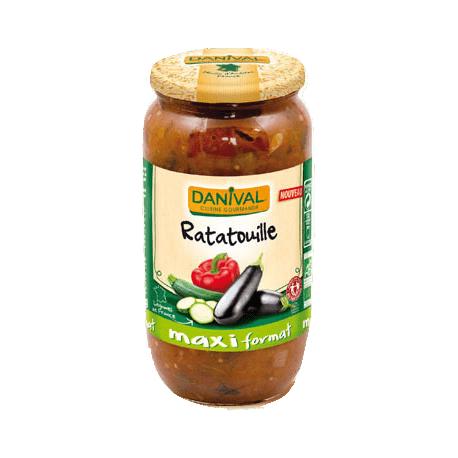 Danival - Ratatouille maxi 1kg Bio