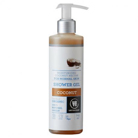 Urtekram - Organic Coconut Shower Gel 245ml