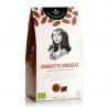 Chocolate Hazelnut & Salt Cookies Organic