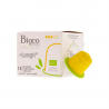 Bioco - espressokoffie 100% Arabica in biologisch afbreekbare capsules 10x
