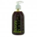 Naturado - Black Liquid Soap - Eucalyptus 500 ml BIO