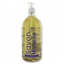 Lavender Marseille Liquid Soap Organic 1L