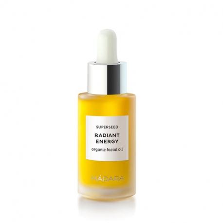 MADARA - Radiant Energy Organic Facial Oil 30ml