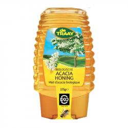 De Traay - Honing fles 375gr Bio