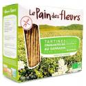 PAIN DES FLEURS - Tartines craquantes au sarrasin (bio) 150g