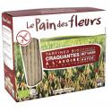 PAIN DES FLEURS - Tartines craquantes à l'avoine (bio) 150g