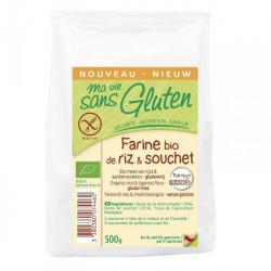 Farine de riz -Souchet 500g