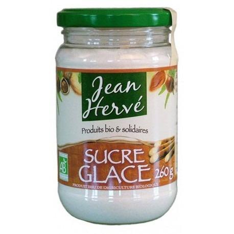Organic ice sugar (brown sugar cane) 260g