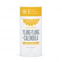 Schmidt's - Déodorant naturel stick Ylang-Ylang et Calendula (Souci officinal) 92g