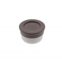 MonBento Temple M Grey - The sauce cup