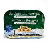 Sardines Met Algentartaar 135g