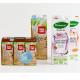 Rijstmelk, hazelnoot en amandel 1L,Plantaardige dranken