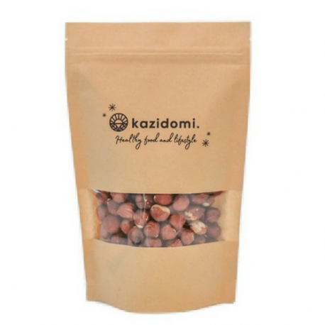 Noisettes bio 200g, Kazidomi - Healthy Food, Fruits secs et noix