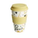 Bamboo Cup - Tasse à base de fibre de bambou Paris - 400ml