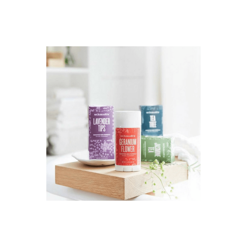 schmidt 39 s natural jasmine tea natural deodorant vegan gluten free. Black Bedroom Furniture Sets. Home Design Ideas