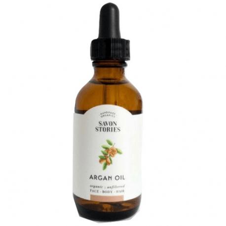 Pure Argan Oil 60ml - Savon Stories