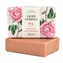 Savon Stories - Savon saponifié à froid à l'Argile rose Bio 110g
