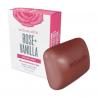 Natuurlijke zeep roos & vanille 142g