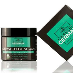 Geactiveerde houtskool, Tanden bleekmiddelen - Charles Germain
