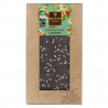 Dark Chocolate & Lavender Flower Bar Organic 100g