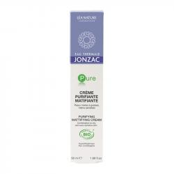Jonzac Pure Crème purifiante matifiante 50ml - Bio