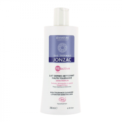 Jonzac Reactive Dermo-Cleansing Milk 200ml - Bio