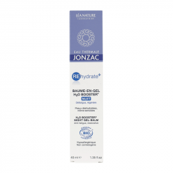 Jonzac Rehydrate + Baume en gel nuit H2O Booster 40ml - Bio