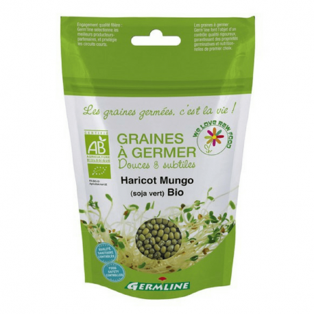 GermLine-mosterd om te ontkiemen 100gr - Bio