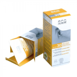 Ecocosmetics - crème écran solaire bio SPF 50+, 75ml