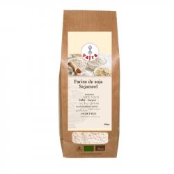 Soy flour, Vajra, organic, 500g