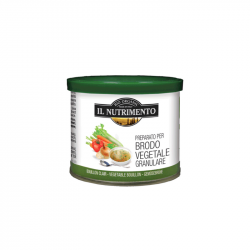 Plantaardig bouillonpoeder - biologisch - Nutrimento - 120 g