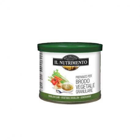 Bouillon végétal en poudre - bio - Nutrimento - 120g