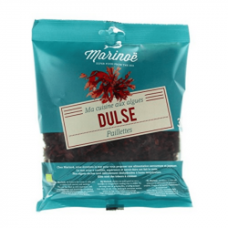 Dulse - seaweed flakes - Marinoë - Organic - 35g