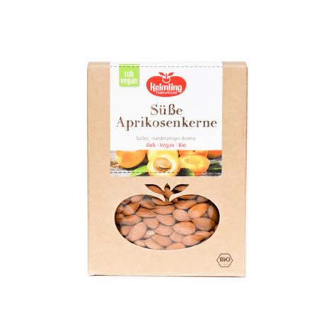 Keimling - Apricot kernel almonds 600g Organic and Raw
