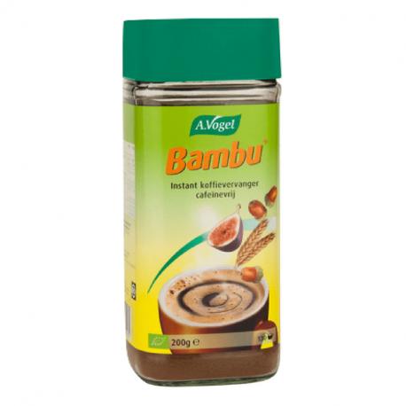 A.Vogel Bambu - Alternatief voor koffie zonder cafeïne - Bio 200g
