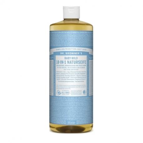 Dr Bronner's - Savon liquide sans parfum 945ml