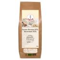 Vajra - Farine d'avoine 82% (T110) 500g