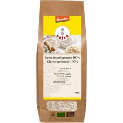 Small spelt flour 100% 500g