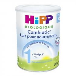 HIPP - Lait pour nourrisson Combiotik 900g Bio