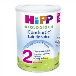 HIPP - Lait de suite Combiotik 900g Bio